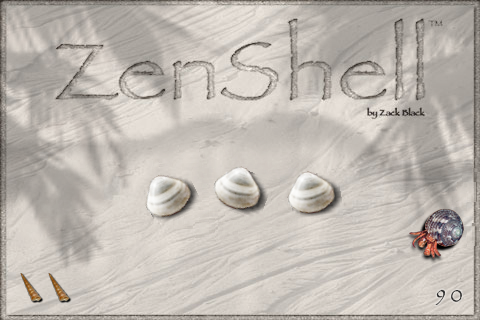 Screenshot ZenShell LITE