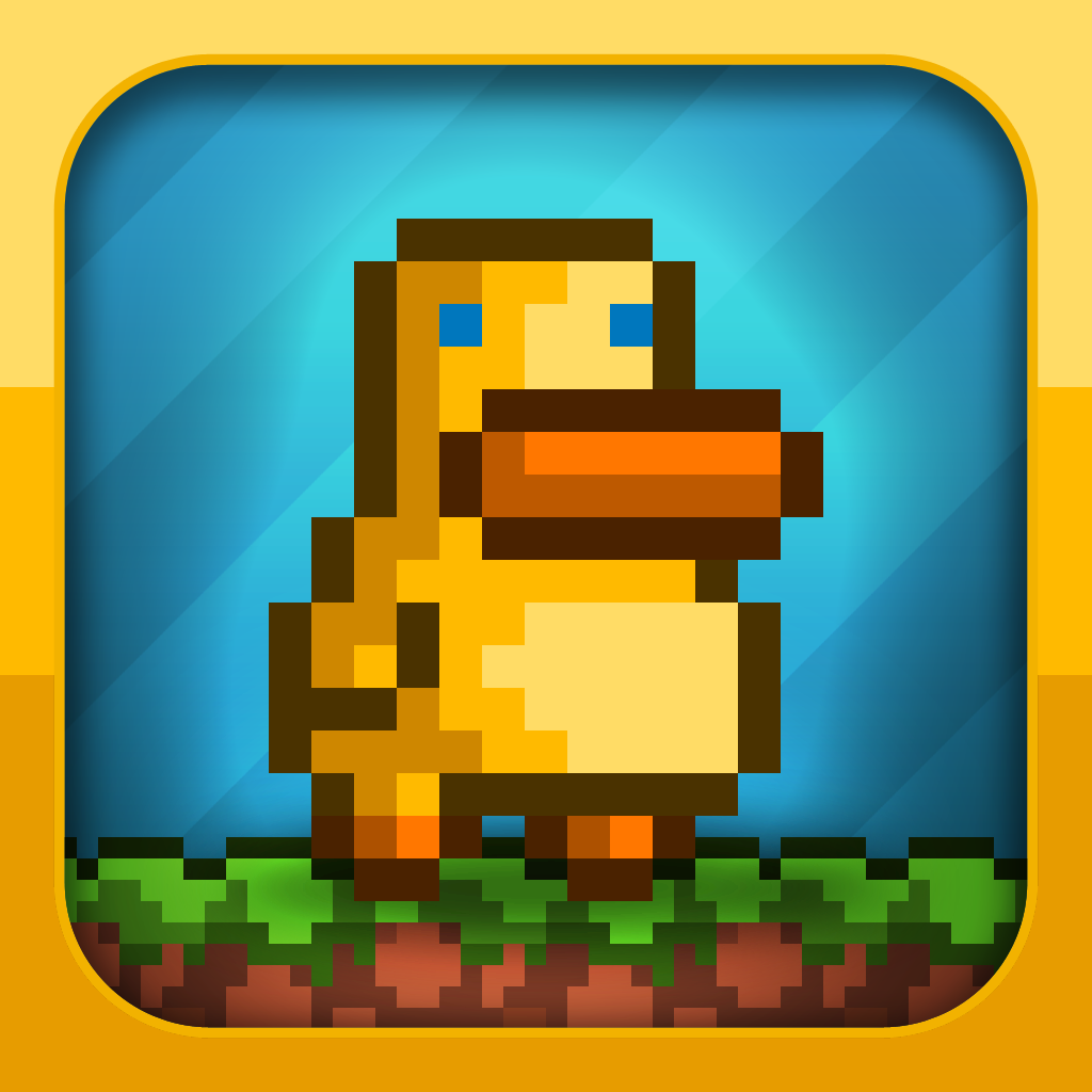 Gravity.Duck iOS